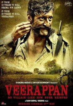 Veerappan (2016) Hindi Full Movie Download Audio Cleaned