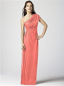 I think this dress looks like my sister-in-law Samantha!! I think it is her style and would look good on her!