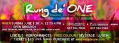 Rung De' ONE is an initiative to bring all cultures together to welcome the summer with colours and celebrate the true spirit of being ONE. Free Coloring, Asian Art, Welcome, Celebration, Neon Signs, Culture, Summer, Image, Summer Time