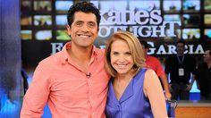Katie's Look: The Bionic Chef – Katie Couric 19 May 2014