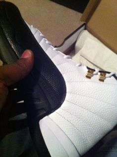 the best attitude 4fd2c 2c635 Nike Air Jordan 12