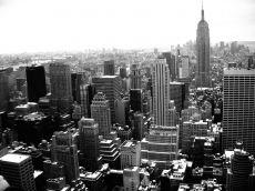 SKYLINE MANHATTAN - TOP OF THE ROCK 2