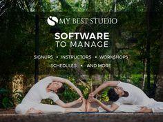 Fitness Pilates, Studio Software, Class Management, Dance Studio, Best Yoga, Appointments, I Am Awesome, Communication, Teacher