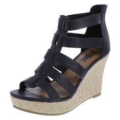 0aa21aaf8dc7 Weather the season in style with the Noah Sandal from Brash! High Wedges