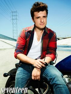"""""""I like to be with people like 80% of the time and having a roommate is awesome 80% of the time. But then there's that 20% that you really just want to be alone and be able to do whatever you want. But living alone definitely has lonely moments—a dog really helps.""""  Read more: Josh Hutcherson"""