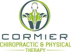 Cormier Chiropractic & Physical Therapy Center Logo