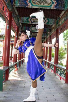 Street Fighter Chin Li