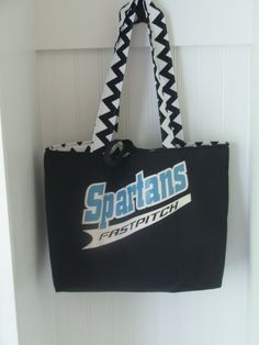 Tote bags!  Great for snacks and stuff at the game!