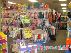 Once upon a child | ... of Children's Consignment at Once Upon A Child in McKinney for $12