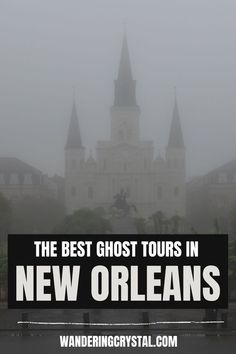 Spend an evening exploring the haunted side of New Orleans with one of the best ghost tours in New Orleans. Ghosts, Vampires and Crime. The best ghost tours in New Orleans, wanderingcrystal, ghost tour New Orleans, spooky things to do in New Orleans, Explore New Orleans, NOLA things to do, Travel NOLA, New Orleans haunted locations, haunted things to do in New Orleans, haunted places in New Orleans, Louisiana things to do, dark history in New Orleans, New Orleans Dark Tourism #NewOrleans #Spooky Tours New Orleans, New Orleans Travel, Ghost Tour, Haunted Places, Louisiana, Tourism, Good Things, Vampires, Ghosts
