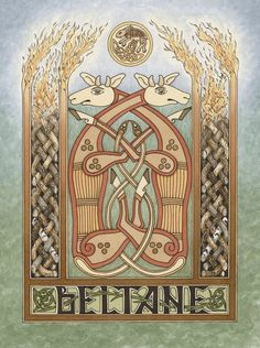 Beltane (Beltain) Ce