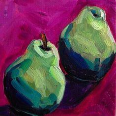 """Elizabeth Fraser's """"D'Anjou Pears"""" .. Emelie Fraser I would love this one :D"""