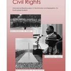 Reading social studies content on Civil Rights for fourth-grade students or remedial activities for older students- There is a one-page lesson usin...