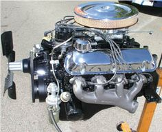 1965 Ford K-Code 289 Engine