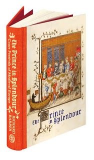 The Prince in Splendour by Richard Barber