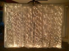 50th Anniversary Decorations, Wedding Decorations, Led Curtain Lights, Mehndi Night, Christmas Backdrops, Planner Tips, Wedding Designs, Wedding Ideas, Wedding Rentals