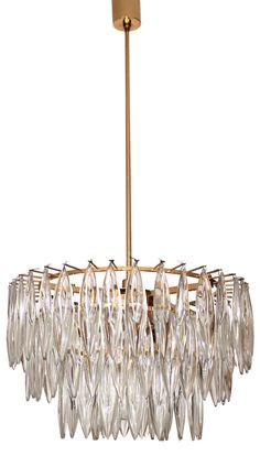 1stdibs.com | Bakalowits Lobmeyr Crystal Glass Chandelier Austria