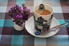 gununkahvesi, coffee of the day from me, Teşvikiye - Home, morning coffee, vivalto lungo, nespresso