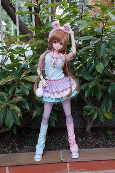 Mirai Suenaga Smart Doll from Spain posted by MiraiRobotics: