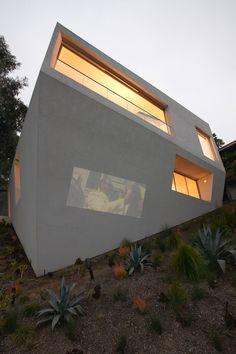 Hill House by Johnston Marklee & Associates