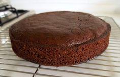 Gâteau au chocolat à la Brésilienne sans oeufs, sans lait