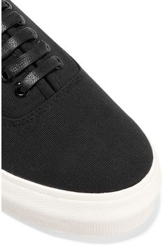 Eytys - Mother Canvas Sneakers - Black - IT