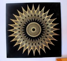 Hey! My mama taught us to string art when we were littles, and we used to do it all the time! Little projects, big projects, simple projects, detailed projects... It was so fun & I LOVED it... and forgot about it 'til I saw these! :)