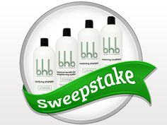 BHB Beauty SWEEPSTAKES. http://www.bhbhair.com/sweepstake/