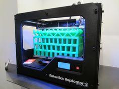 La NASA mandará una impresora 3D al espacio en el verano de 2014, pero, ¿sabes cómo funciona una impresora 3D?