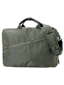 c6695f0f385b View the Porter Lift 3Way Brief Case - Khaki online at Kafka Porter Bag