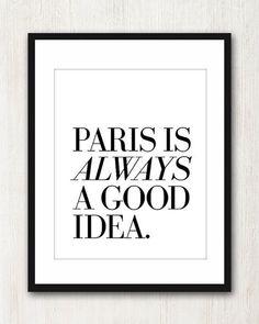 À good idea