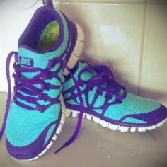 My lovely Nike Frees