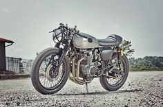 Honda CB550 by Smyth Innovations