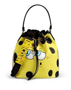 Moschino Spongebob. A deadly combination.