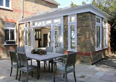 Malbrook Conservatories and orangeries are individually designed, constructed and custom-built to respond sympathetically to the architecture of your house and the layout of your garden. Roof Lantern, Through The Roof, Coach House, Bonus Rooms, Next At Home, Conservatory, Ground Floor, Lanterns, Hardwood