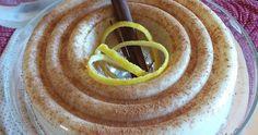 Un postre apto desde la primera fase de la dieta..... Ingredientes: 500ml leche desnatada 3 ch ĺeche en polvo desnatada 6 hojas de gel...