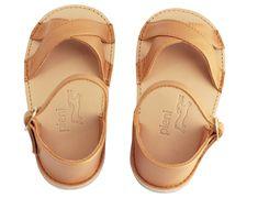 Children's leather sandals - Pieni