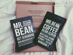 Need to exfoliate before your tan?? Mr. Bean Coffee scrub helps get rid of that dead skin and leaves your body soft! It also helps get rid of cellulite! What more can you ask for!
