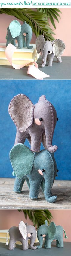 Elephants in The Room 🐘💕 How do you craft a felt elephant? One stitch at a time. We've listed out everything you need below to craft your own little ellies here https://liagriffith.com/felt-diy-elephants/⠀⠀⠀⠀⠀⠀⠀⠀⠀ *⠀⠀⠀⠀⠀⠀⠀⠀⠀ *⠀⠀⠀⠀⠀⠀⠀⠀⠀ *⠀⠀⠀⠀⠀⠀⠀⠀⠀ #elephant #ellie #elephants #diy #diyidea #diyideas #diycraft #diycrafts #diyproject #diyprojects #stitch #felt #felting #feltcraft #feltcrafts #feltcute #feltanimals #animals #stuffedanimals #madewithlia