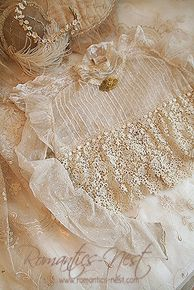 Edwardian lace - so beautiful!