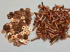 12 Gauge Wire, Forging Tools, Cool Tools, Handy Tools, American Made, Metal Working Tools, Head Shapes, Making Tools, Head Pins
