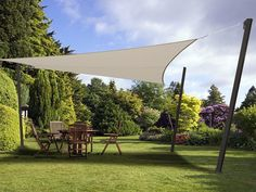 Tenda a vela EASY SAIL Collezione GENNIUS ALLUMINIO by KE Protezioni Solari