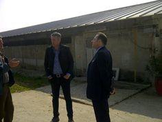 Visita impianto di fotovoltaico applicato ad azienda agricola produzione tacchini provincia di Vicenza (Torri di Quartesolo)