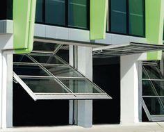A2000 Hingeway Counterweight Balanced Door