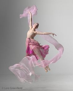Lois Greenfield Photography : Dance Photography : New York City Ballet Dancers