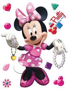 Die 113 besten Bilder von Kinderzimmer ▷ Minnie Mouse in 2019 ...