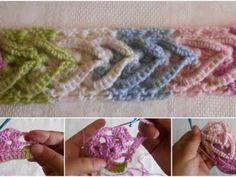 Motif Tunic Poncho Crochet Tutorials