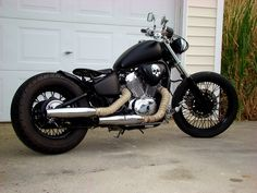 how to customize honda shadow VT125 - Recherche Google