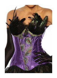 Burlesque-Corsage von Luxury & Good Dessous L