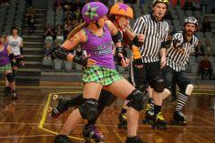 Diva calls off the jam!   Capital Punishment Bout. Blog. Photos.